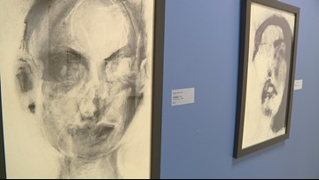 'Vulnerable, scary and awesome': Boise State student encourages other artists to take advantage of campus galleries