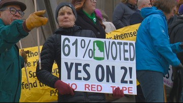 Medicaid expansion repeal effort fails in Idaho House committee