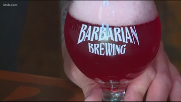 Keepin' it Local: Garden City's Barbarian Brewing brews up a variety of drinks on tap