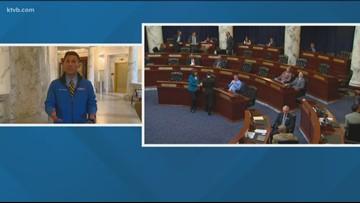 Legislature adjourns after 95 days in Boise