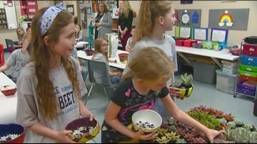 You Can Grow It: Kids develop love of gardening through school club