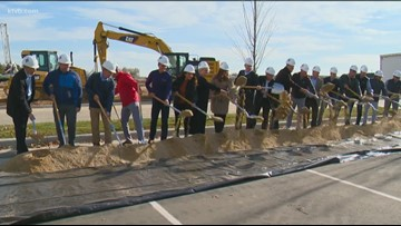 Ball Ventures Alhquist breaks ground on new building at Ten Mile Crossing