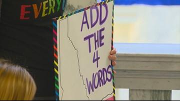 'Add the Words' legislation introduced by Boise senator