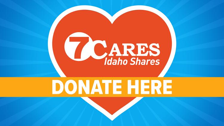 DONATE HERE to 7Cares Idaho Shares