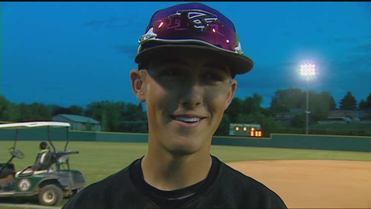 Rocky Mountain alum drafted by the Washington Nationals