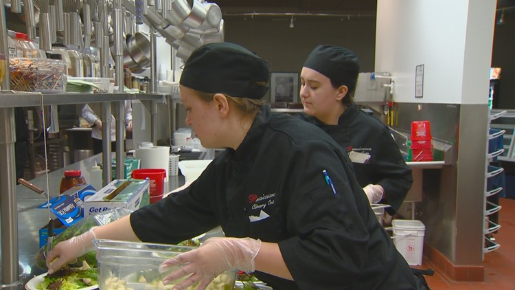Innovative Educator: West Ada chef gives culinary students an appetite for learning