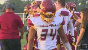 Columbia's Alexander flips commitment to Boise State