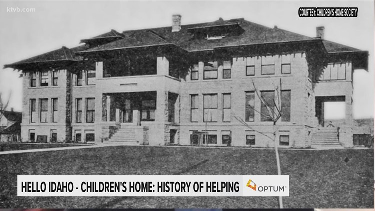 Hello Idaho: Children's Home Society offers aid for all