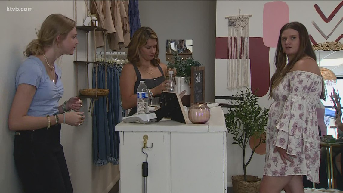 Local women host pop-up-shop in Meridian, showcase women-owned businesses