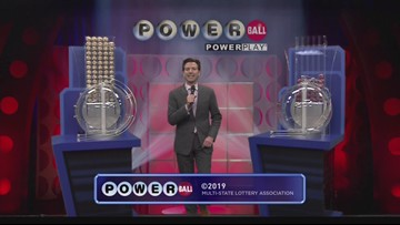 Powerball Drawing for Saturday, May 11
