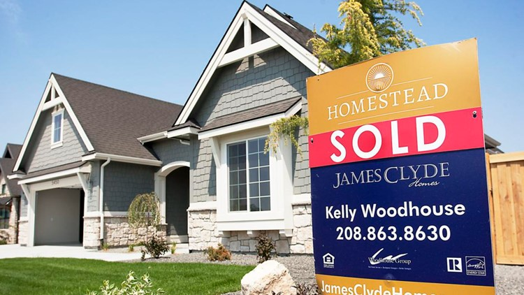 As Ada County home prices rise, so has the number of million-dollar homes