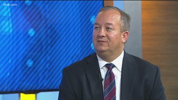 Meridian's new mayor outlines his vision for the city