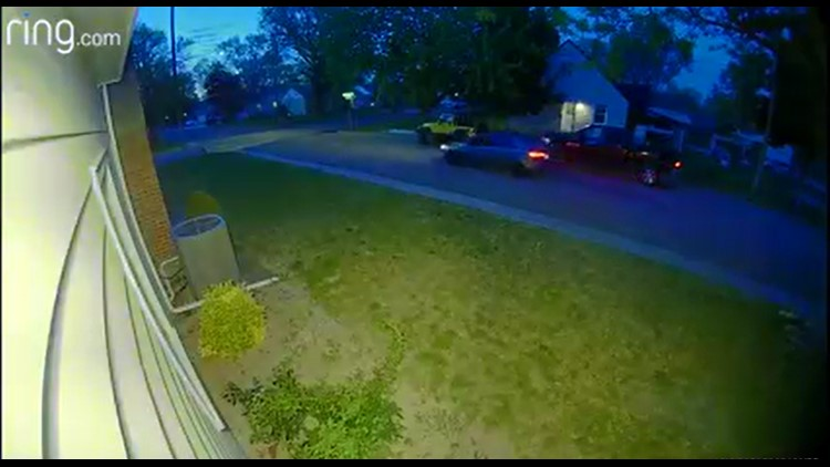 Police in Caldwell look for people suspected shooting out car windows