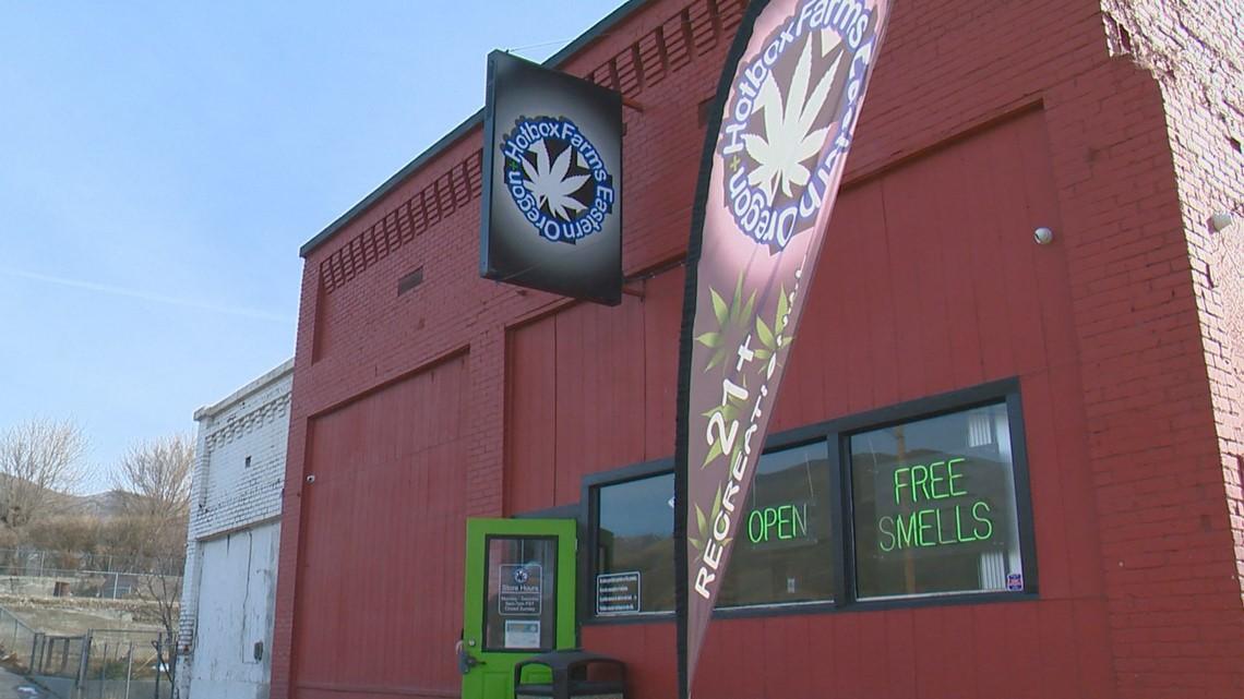 Peek inside a legal pot farm 30 minutes from the Idaho border | ktvb com