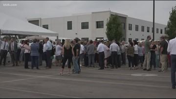Ground broken on 4-story office building in Meridian