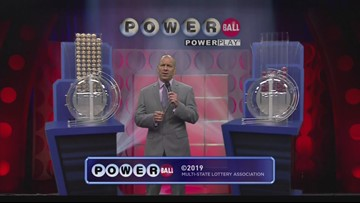 Powerball drawing for Wednesday, Sept. 4
