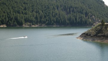 Swimmer drowns in Anderson Ranch Reservoir