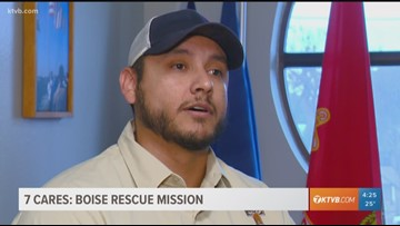 7Cares Idaho Shares: Boise Rescue program helps veterans