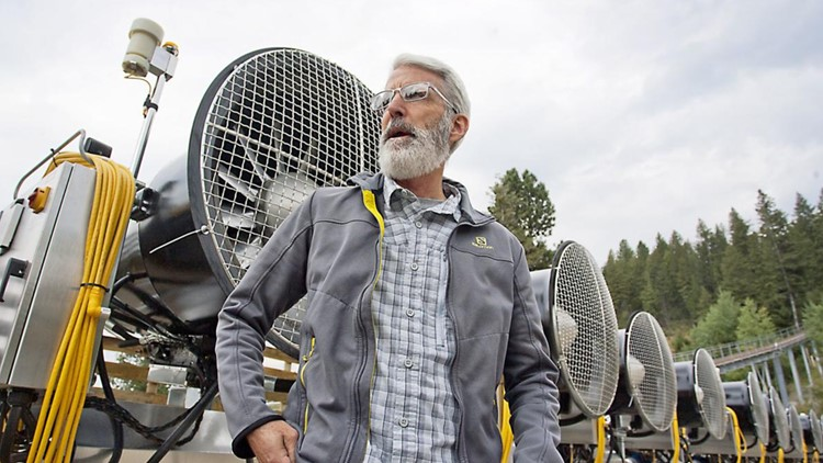 Idaho Press Bogus Basin Brad Wilson