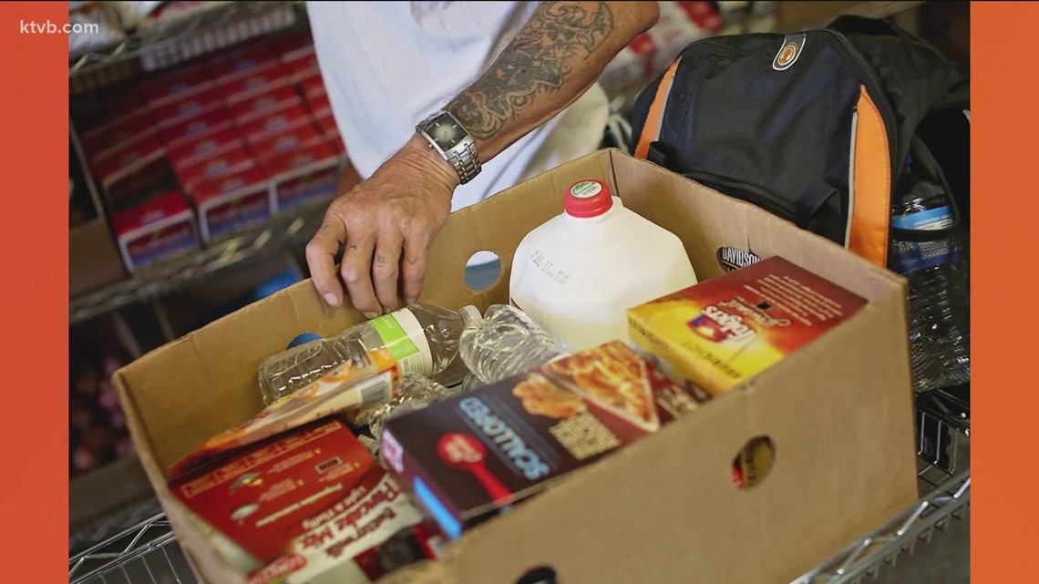 7Cares: How the Salvation Army helps those in need in Twin Falls