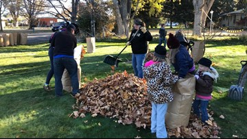 Rake Up Boise will help seniors and disabled on November 9