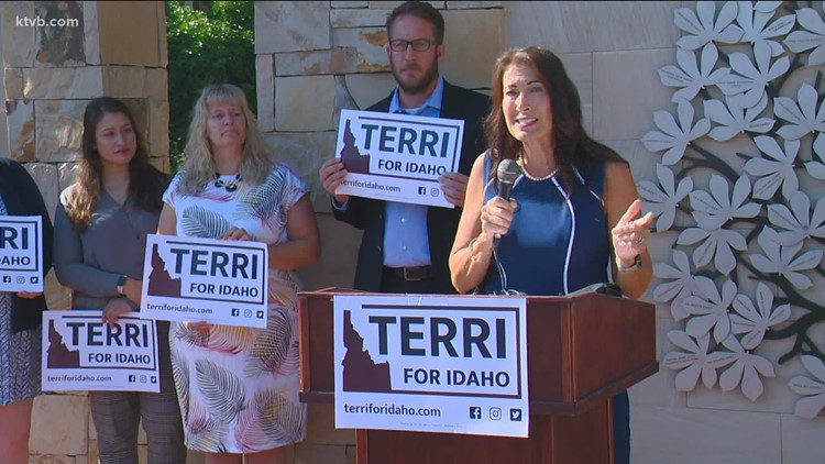Another contender enters Idaho lieutenant governor race