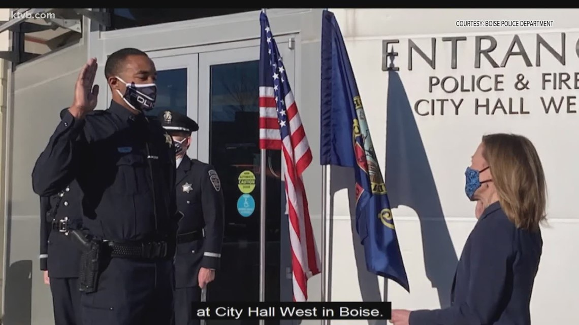 New captain leads new Boise PD division
