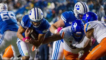 Boise State drops in AP Top 25 Poll and Coaches Poll after losing to BYU