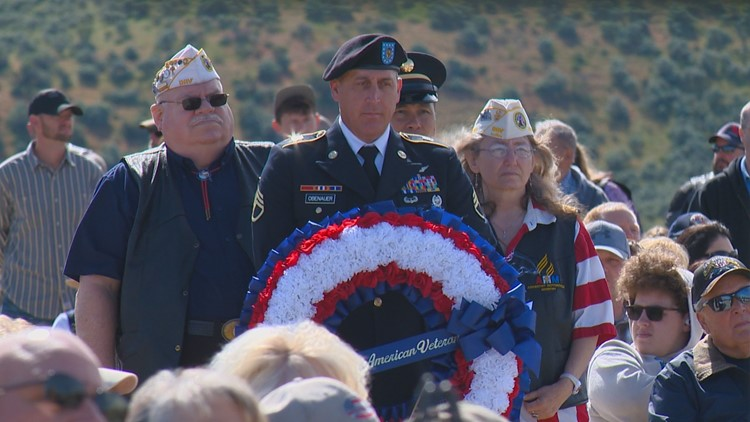 Lots of Memorial Day events being held around the valley