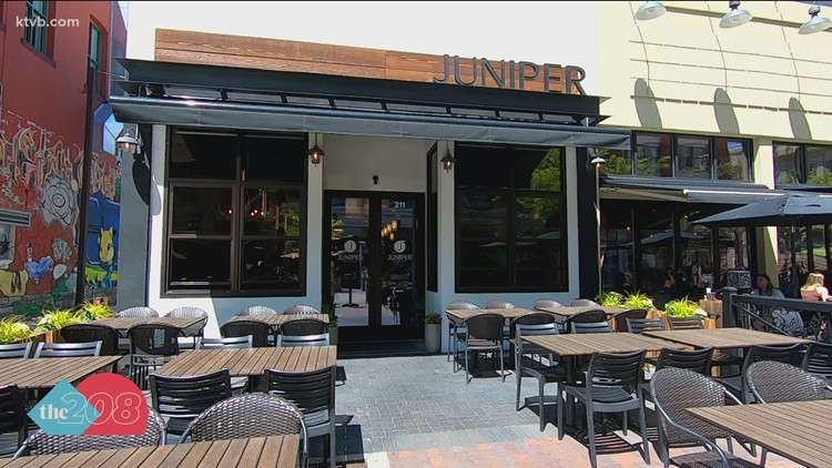 Downtown Boise restaurant reopens after being closed for 8 months due to COVID-19