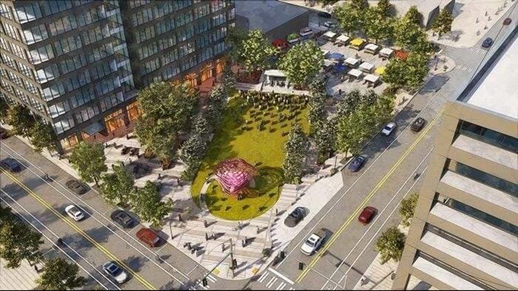 City seeks help naming new downtown Boise park