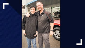 Boise car dealership helps family battling cancer with free car repairs