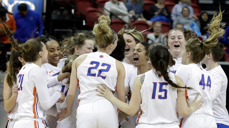 Boise State women's basketball: There's always a first time