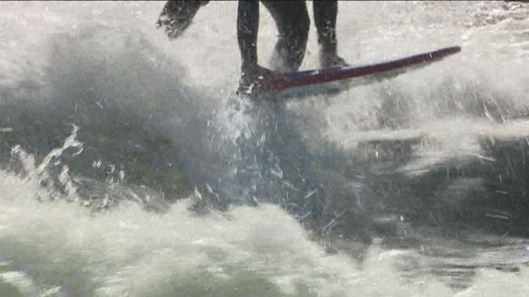 Latest Boise whitewater park feature opens