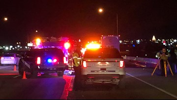 Juvenile pedestrian dies after trying to cross I-84 near Franklin Boulevard exit in Nampa