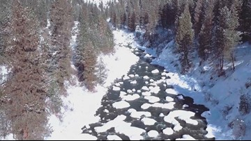 Two teens survived a freezing night in the Idaho backcountry. Here's what they did right