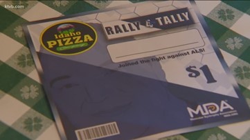 Where's Larry? Idaho Pizza Company
