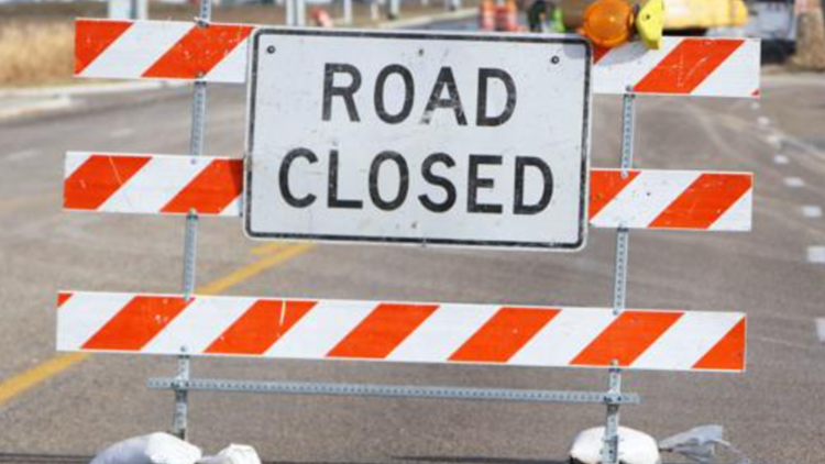 I-84 between Franklin Road, Karcher/Midland Boulevard to close Sunday and Monday night