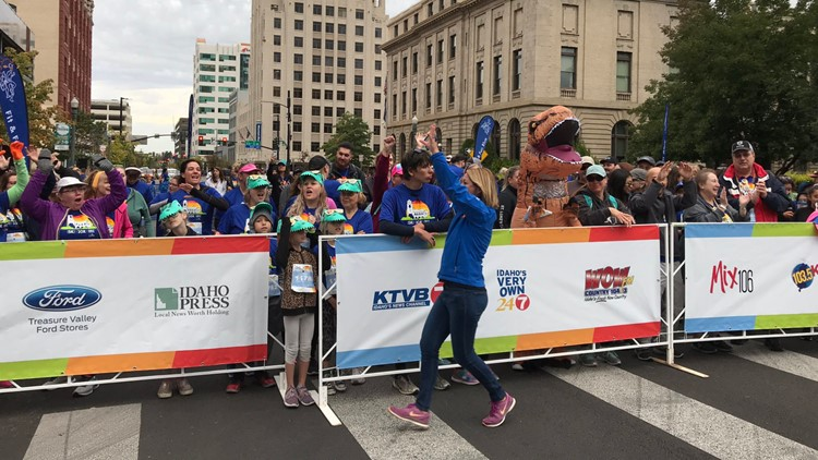 Thousands run, walk, and stroll in downtown Boise for 2019 St. Luke's FitOne races