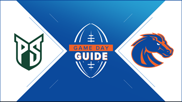 Game Day Guide: Portland State Vikings vs. Boise State Broncos