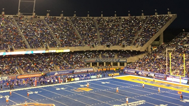 Boise State football: Just a blip in Dickey's vision