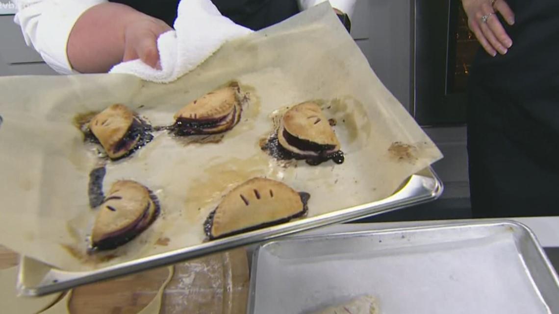 KTVB Kitchen: How to make Huckleberry Hand Pies