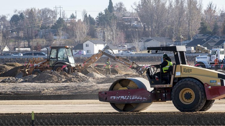 Population growth in Nampa spurs housing, commercial boost