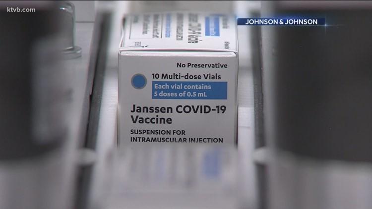 Idaho providers facing shortage of Johnson & Johnson COVID-19 vaccine