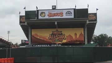 Where's Larry? Memorial Stadium, Boise Hawks Host Families