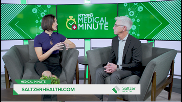 Medical Minute: Dr. John Kaiser, CEO of Saltzer Health Clinics, discusses the attention to care over a patient's lifetime.