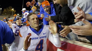 Brett Rypien: Six figures is not the worst thing that could happen