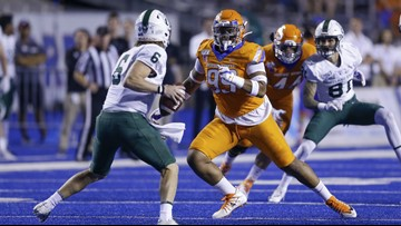 Boise State football: Weaver weaves his way to the top