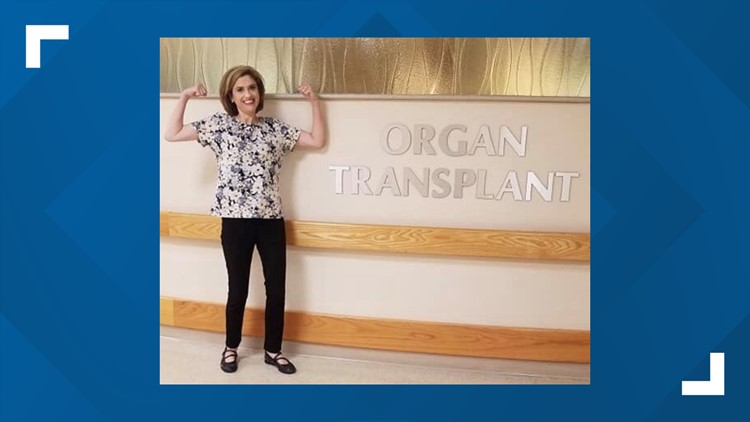 7's Hero: Meridian woman who survived 5-organ transplant is now helping other transplant patients