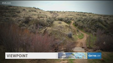 Viewpoint: How to have 'Happy Trails' in Boise foothills and Red Cross pushes for more fire alarms